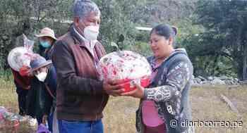 Huancavelica: Moya de luto por el deceso de alcalde Marcelino Rojas - Diario Correo