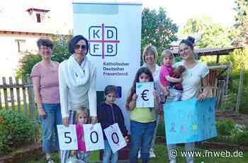 """500 Euro für die """"Schatzinsel"""" - Fränkische Nachrichten"""