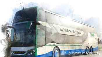 Bergbus der Alpenvereinssektion München demnächst im Ammertal unterwegs - Merkur Online