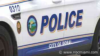 4 Doral Police Officers Relieved of Duty Amid Federal Investigation