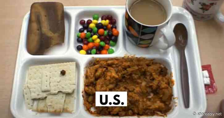 This is what military food rations look like for different armies across the world
