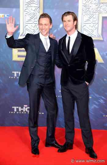 Tom Hiddleston and Chris Hemsworth   Entertainment News   wfmz.com - WFMZ Allentown