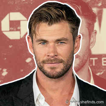 Chris Hemsworth Looks Completely Unrecognizable In These New 'Thor' Pictures--How Is This Him?! - SheFinds