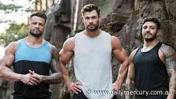 Easy way to train like Chris Hemsworth - Daily Mercury