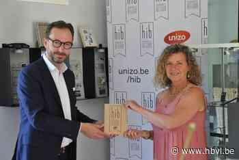 Handmade in Belgium-label voor juweelontwerpster Marie Swennen van Juwelen Zee uit Grote Brogel - Het Belang van Limburg