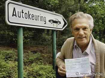 Keuringskaart verlopen - Het Belang van Limburg