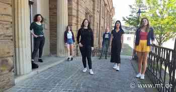 Mit dieser Ausstellung in Minden wollen fünf Frauen vor allem junge Menschen begeistern - Mindener Tageblatt