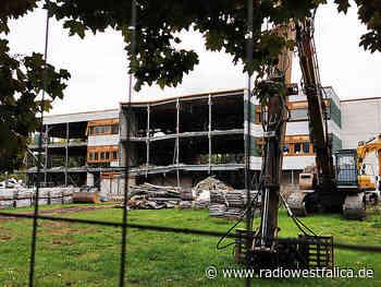 Minden bekommt eine neue Sekundarschule: Bauarbeiten laufen - Radio Westfalica