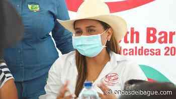 Presunto comandante guerrillero amenazó a la alcaldesa de Rioblanco Elizabeth Barbosa - Emisora Ondas de Ibagué, 1470 AM