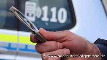 Kaufering: Betrunkener randaliert mit Metallstange - Augsburger Allgemeine