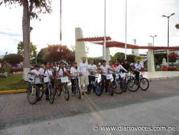 Nueva ciclovía en Moyobamba uniría cuatro barrios - Diario Voces