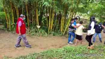 Realizan reconstrucción de asesinato de ancianos en Moyobamba - VIA Televisión
