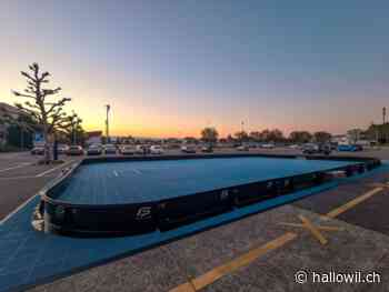 Street Floorball erobert Wil - hallowil