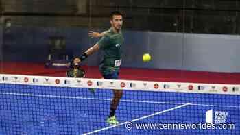 Aday Santana y Álvaro Cepero acceden a los octavos del Master de Marbella - Tennis World ES