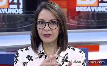 Ximena Garzón resalta avances del plan de vacunación - Teleamazonas