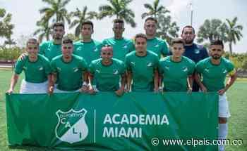 Deportivo Cali se tomó la 'Ciudad del Sol' con su Academia en Miami - El País