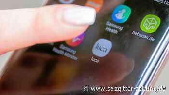 Stadt Helmstedt nutzt Luca-App bei Rathausbesuchen - Salzgitter Zeitung