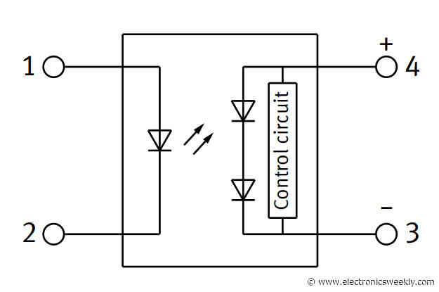 Photovoltaic generators drive isolated mosfet gates in as little as 100μs