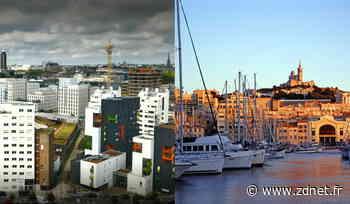 Télétravail : « On passe de 40 m2 à Malakoff à 110 m2 à Marseille » - ZDNet France