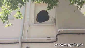 Okupas hacen un boquete en una pared y entran en una casa de Alcorcón - Soyde.