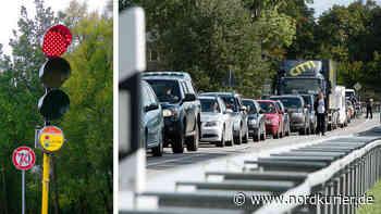 Baustellen um Anklam auf B109 und an B110 vor Usedom - Nordkurier