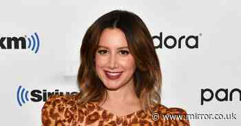 Ashley Tisdale says she isn't comfortable with her body just 3 months after birth - The Mirror