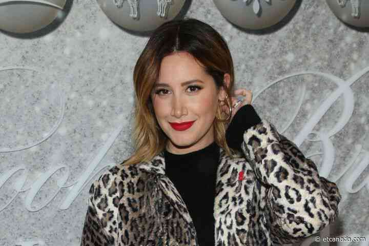 Ashley Tisdale Says She Doesn't 'Feel Comfortable' With Her Post-Baby Body In Candid Post - ETCanada.com
