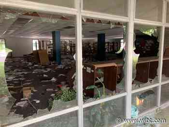 'Shame on us': Councilman decries the condition of the Charles Tisdale Library - WLBT