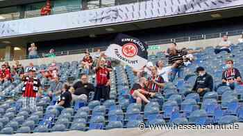 Spielt Eintracht Frankfurt vor 15.000 Fans? Gesundheitsamt tritt auf die Bremse - hessenschau.de
