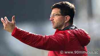 BW Linz-Trainer Ronald Brunmayr wechselt zu Eintracht Frankfurt - 90MINUTEN.AT