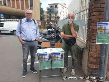 Merate: banchetti per la raccolta firme del lago anche al mercato, presto il deposito - Merate Online