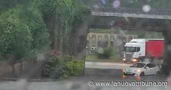 Bomba d'acqua, strade allagate a Valmontone e Lariano. Problemi ad Artena - La Nuova Tribuna
