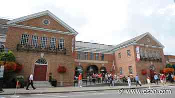 Baseball Hall shifts induction ceremony to Sept. 8