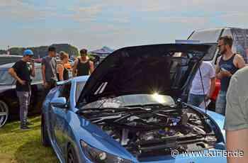 Fränkische Schweiz - Poser: 15 Autos aus dem Verkehr gezogen - Nordbayerischer Kurier