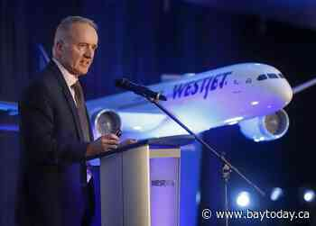 WestJet CEO Ed Sims to retire at the end of the year