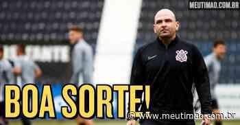 Carlos Leiria deixa o Sub-15 do Corinthians e assume equipe do Panamá - Meu Timão