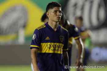 ¿Adiós a Campuzano? Estrella suramericana que interesa en Boca Juniors - FutbolRed