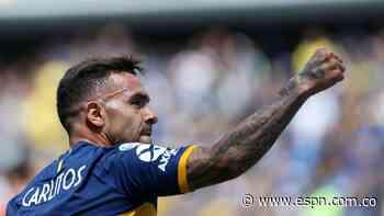 Carlos Tevez le puso fin a su carrera en Boca Juniors, aunque no confirmó si se retira del fútbol - ESPN