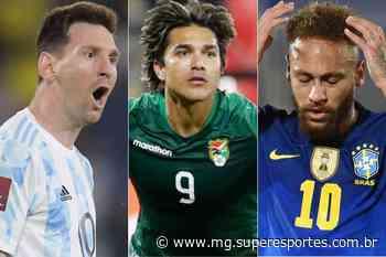 Moreno, do Cruzeiro, é o 2º melhor jogador das Eliminatórias; veja notas - Superesportes