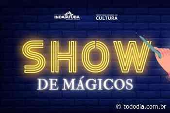 Primeira edição do Show de Mágicos de Indaiatuba chega ao Cultura Online no dia 11 - https://tododia.com.br