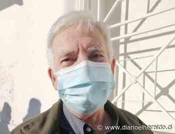 """Doctor Francisco Azócar: """"Banco de Sangre se traslada a calle Chacabuco"""" - Diario El Heraldo Linares"""