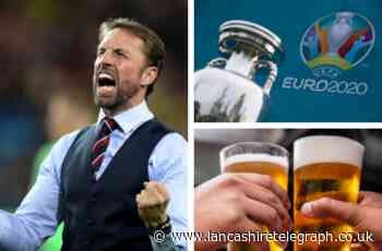 Euro 2020: 6 places in East Lancashire to cheer on England