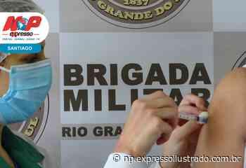 Gripe: Santiago fará mutirão para vacinar os profissionais da segurança pública - Jornal Expresso Ilustrado