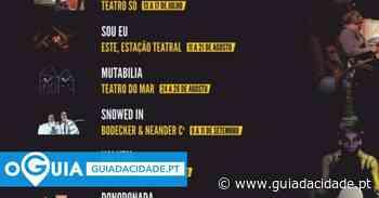 50 Espetáculos para ver Teatro em Sines, Santiago e Stº André - Guia da Cidade
