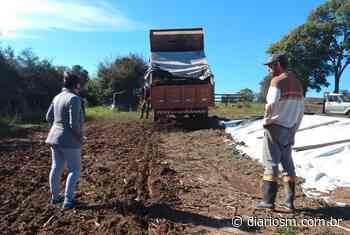 Projeto de Santiago troca lixo por 'pila verde', que pode ser gasto em feiras - Diário de Santa Maria