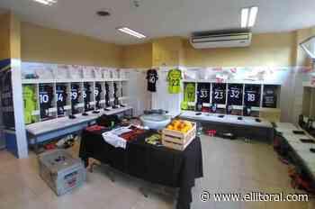 Colón campeón: se vendieron 1.200 camisetas en una hora y colapsó el sitio web de Kelme - El Litoral