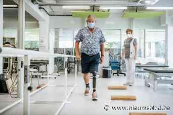 """Dure elektronische knieprothese wordt terugbetaald: """"Nu kan ik weer met mijn zoontje spelen"""""""