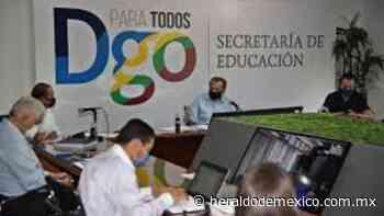 Gobernador de Durango, José Rosas Aispuro, anunció proyectos en ese estado - El Heraldo de México