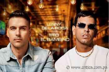 Tito El Bambino, el salvavidas musical de Leny De La Rosas - Crítica Panamá