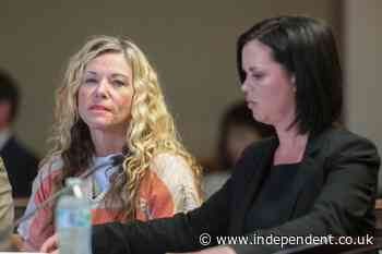 'Doomsday mom' Lori Vallow is committed after being found unfit to stand trial for murder of her two children